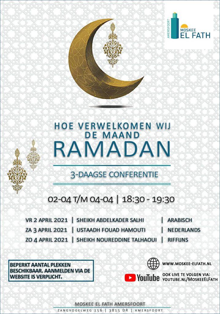 Conferentie - Hoe verwelkomen wij de maand Ramadan